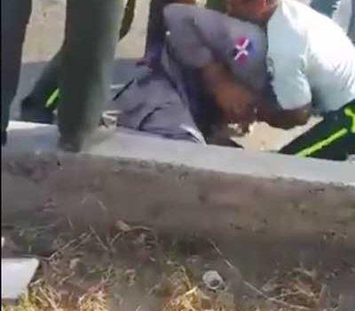 Investigan incidente donde capitán hirió sargento