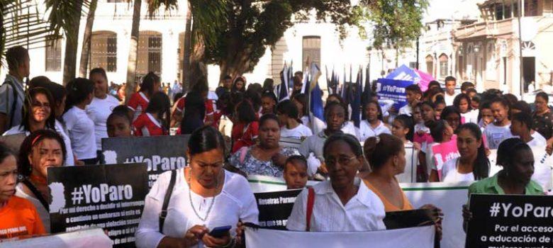 Movida exige cumplir con las deudas sociales del país con las mujeres