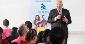 ISFODOSU lleva su oferta académica a 250 bachilleres de SFM