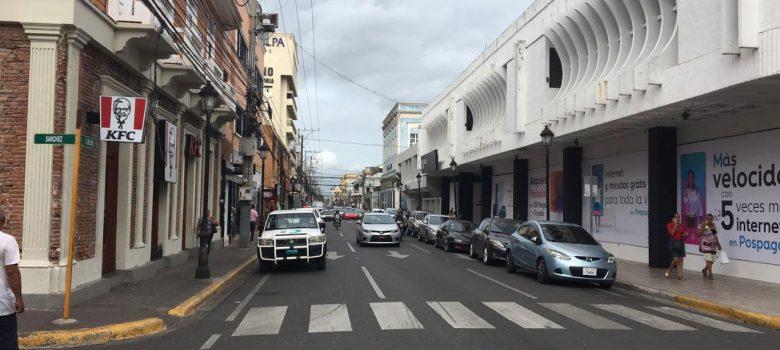 Piden mayor inversión en el centro histórico de Santiago