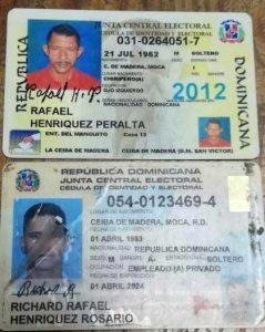 Avanzan investigaciones doble crimen Moca