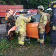 La Vega: Dos muertos y dos heridos accidente de tránsito