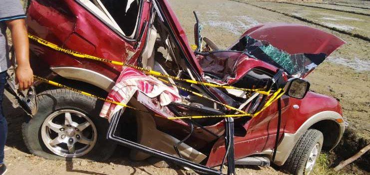 Montecristi: Accidente deja al menos 5 heridos