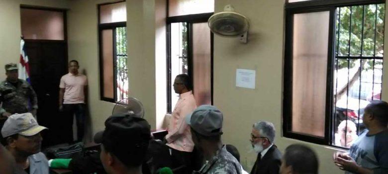 Apertura a juicio y varían coerción contra exfiscal de Dajabón