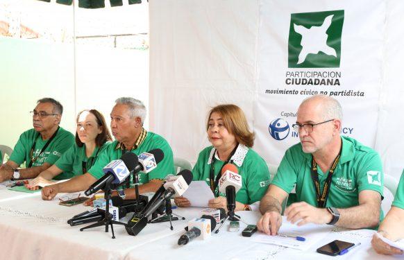 integrantes de participacion ciudada