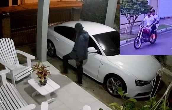 Denuncian robos y atracos en urbanizaciones de Santiag