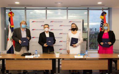 Firman acuerdo busca fortalecer la cadena de frío