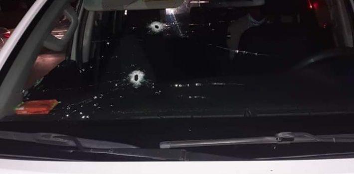 PN mata uno de dos presuntos delincuentes