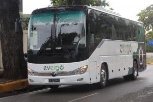 autobús electrico RD