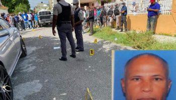 Acribillan a tiros comerciante en Baní