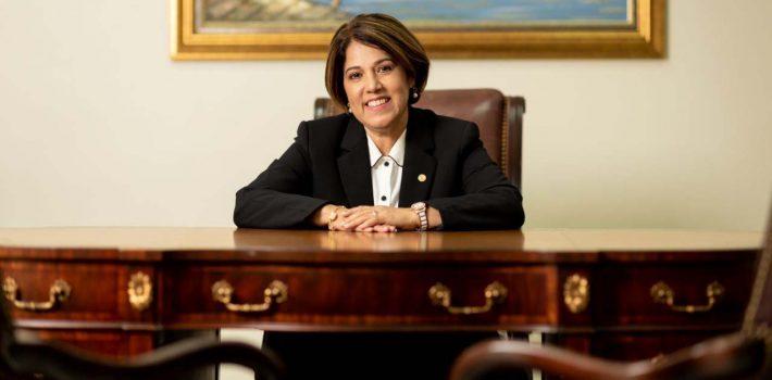 designa a la magistrada Nancy Salcedo como integrante del Consejo Nacional de la Magistratura (CNM).