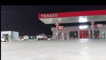 estacion de combustible